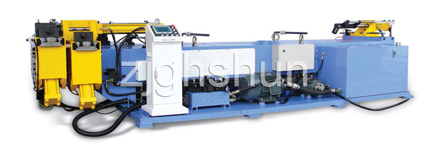 Heavy Duty Tube Bender for Shipyard (SB-168NCMP)