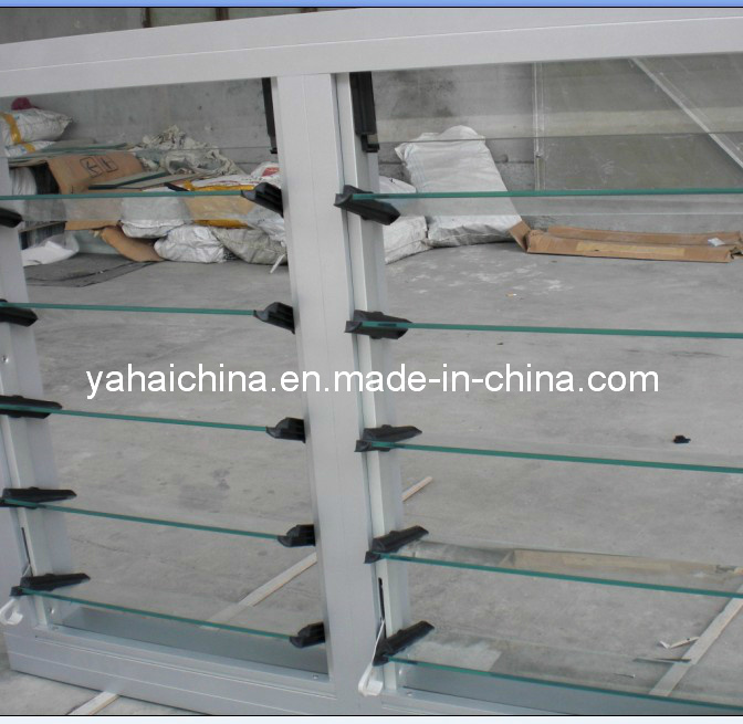 4mm Manual Clear Float Louver Window Glass