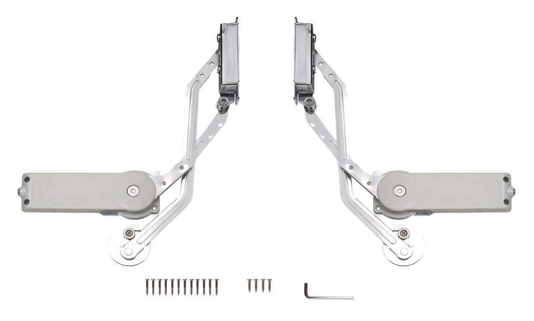 Cabinet Door Lift Up Mechanism : Vertical lift cabinet door mechanisms doors
