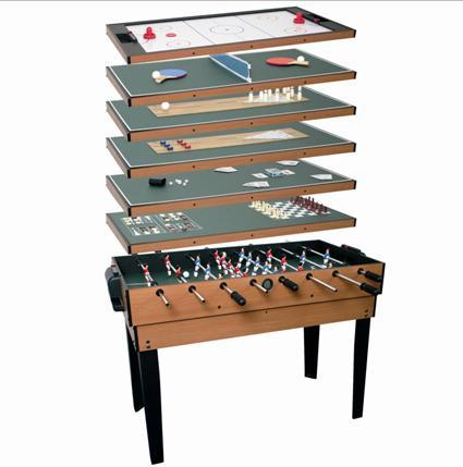 china 10 in 1 multifunction game table china