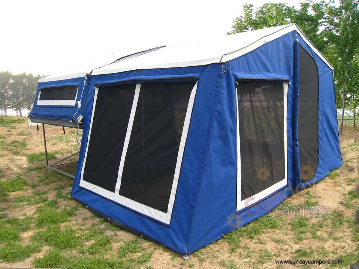 Brilliant China Camper Trailer Tent SC01 Photos Amp Pictures  Madeinchinacom