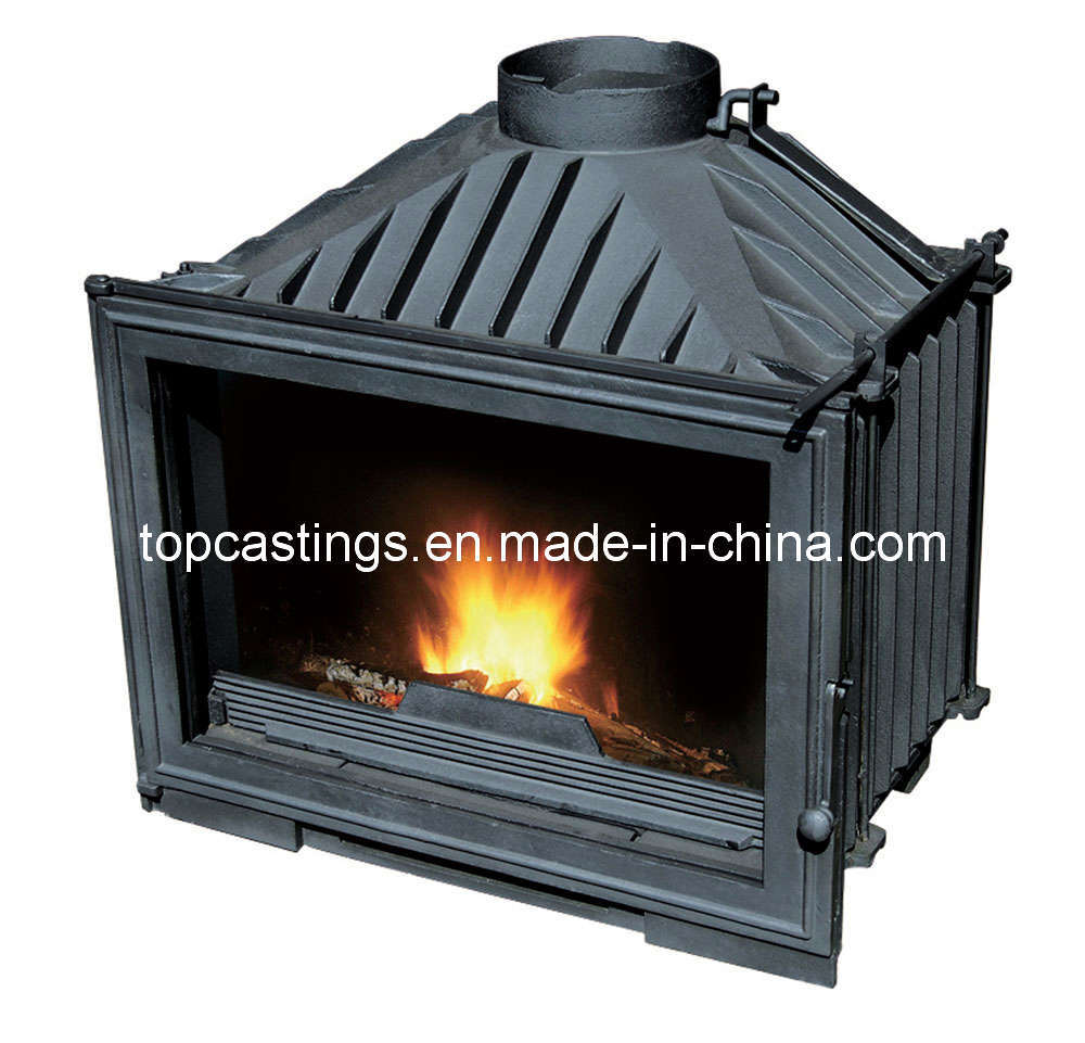 China Fireplace Cast Iron Insert Stove Tst046 China