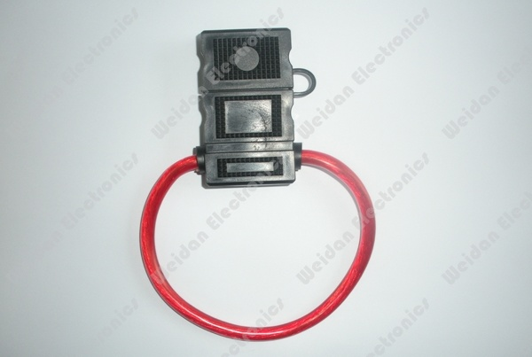 8 Guage Atc Inline Fuse Holder (WD18A-001)