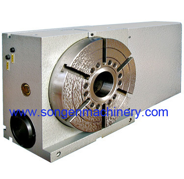 Large Bore Nc Controlled Rotary Table