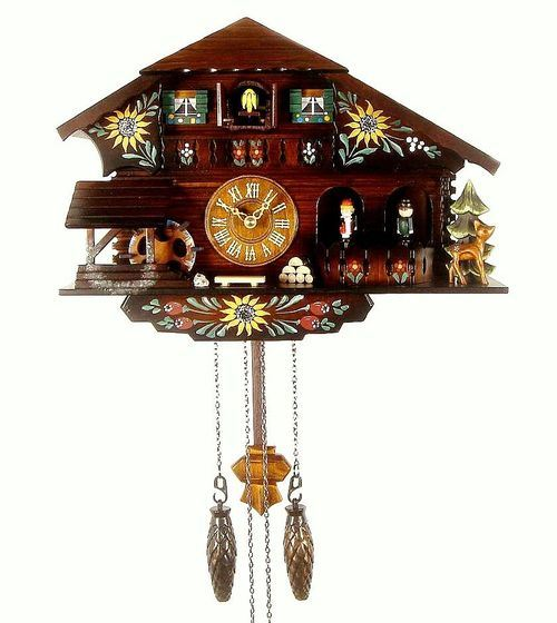 China wooden cuckoo clock ap 60807 china cuckoo clock How to make a cuckoo clock