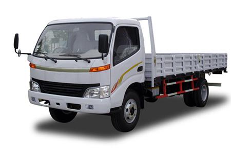 Mudan 5 Ton Cargo Truck