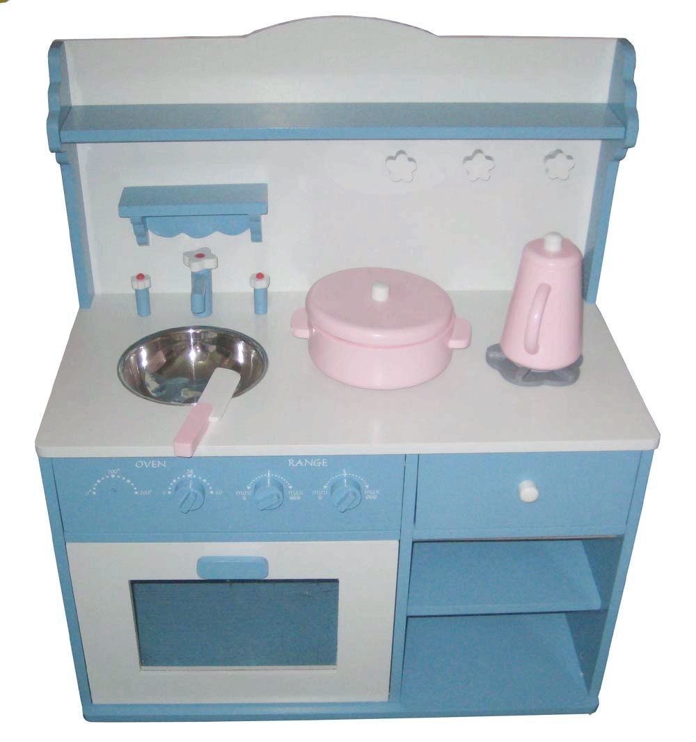 China Wooden Play Kitchen Bt0918 China Wooden Play Kitchen Play Kitchens