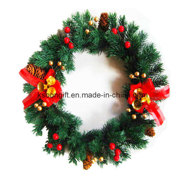 Unique artificial christmas wreaths china