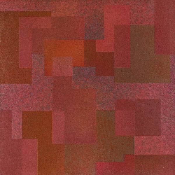 Red Rustic Porcelain Metallic Floor Tile BM24809 China Tile