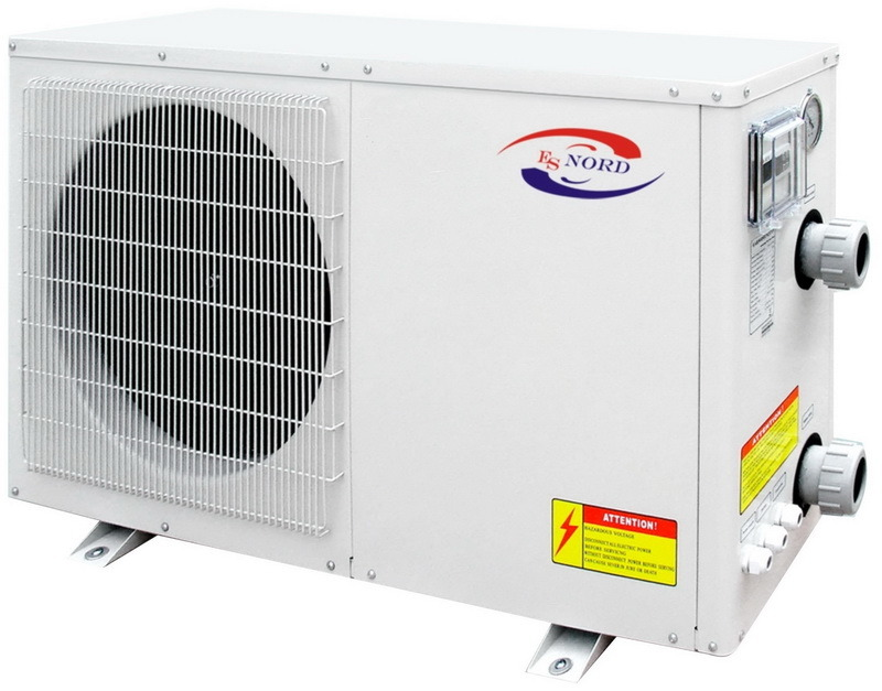 China swimming pool heat pump esdph 13ch china for Swimming pool heaters