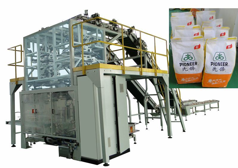 Automatic Secondary Bag Feeding Packing Machine (VFSW1000)