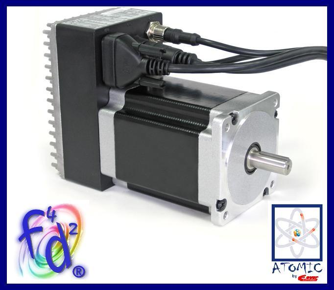 china servo motor with integrated programmable drive