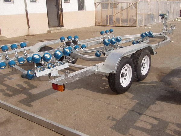 Boat Trailer From 3m to 9m Range