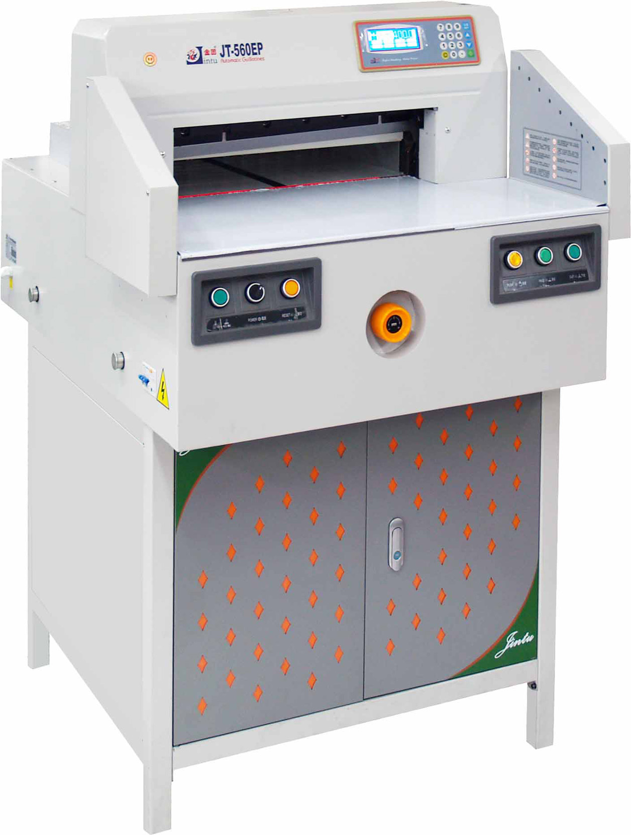 electric paper cutter Save on a quality electric paper cutter at factory express.