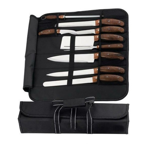 chef knife set with bag china 10pcs kitchen knife set with carry bag china china 9pcs kitchen. Black Bedroom Furniture Sets. Home Design Ideas