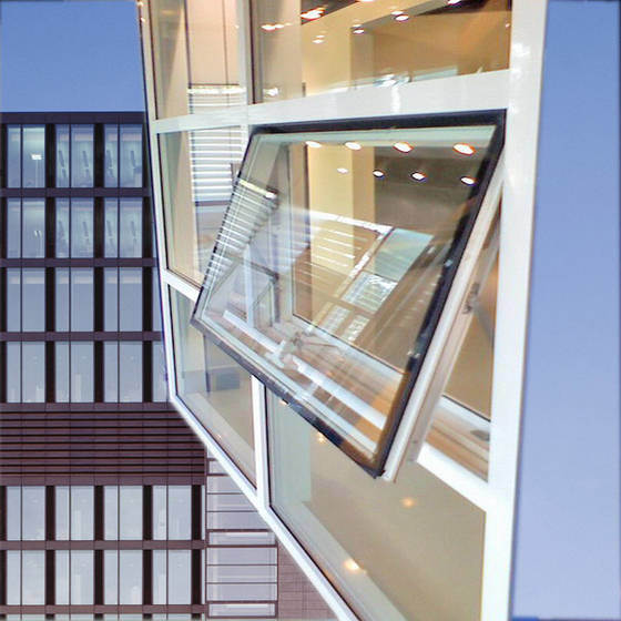 China Aluminum Window : China aluminium top hung window