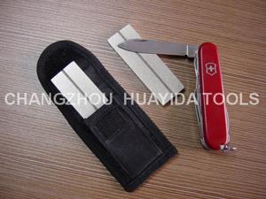 Diamond Sharpening Stone for Hook an Knife