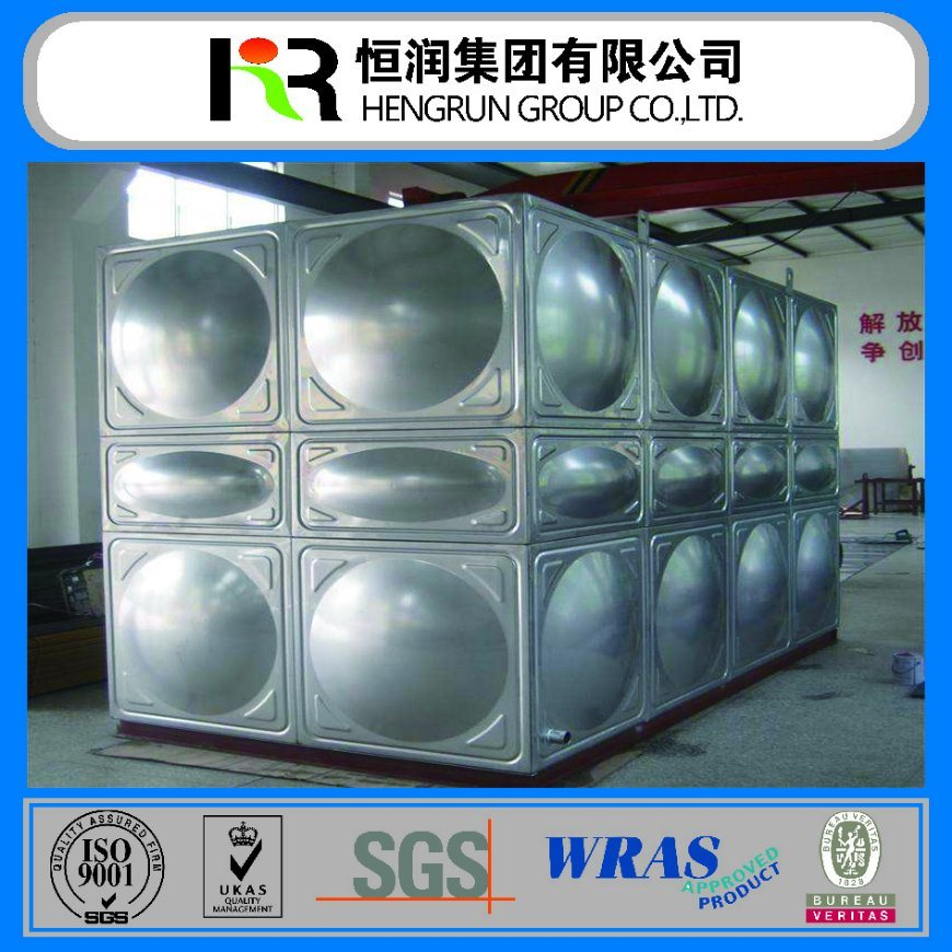 GRP SMC Panel Water Tank (1-4000M3) Top Brand