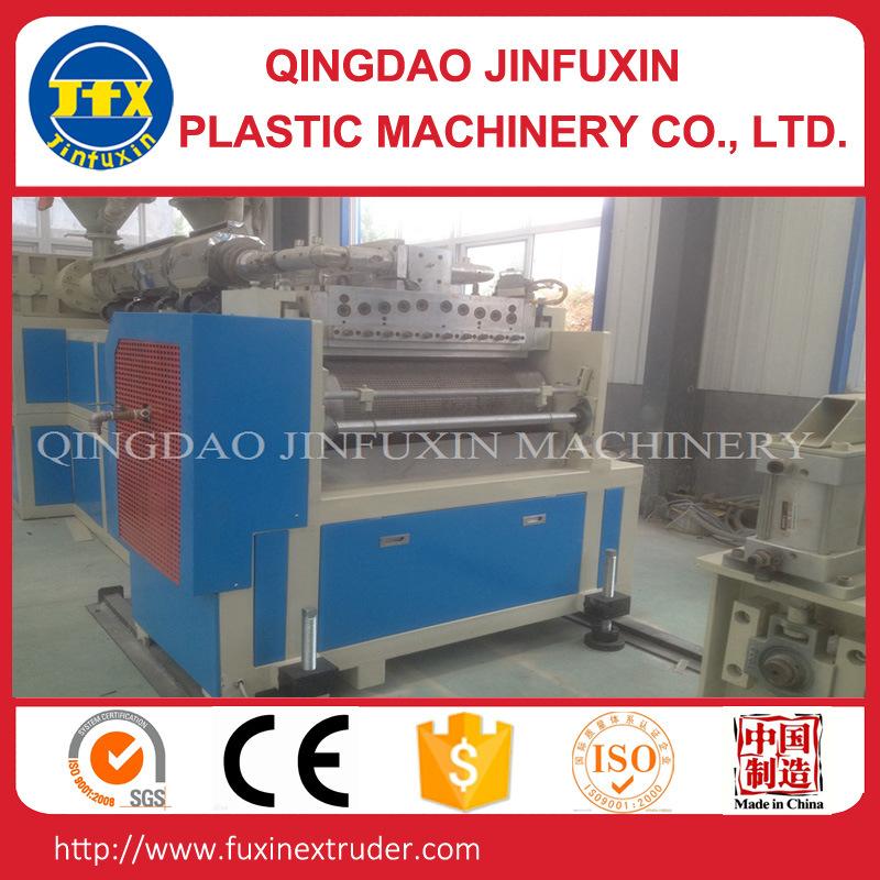 Plastic Artificial Mat Extruder Making Machine