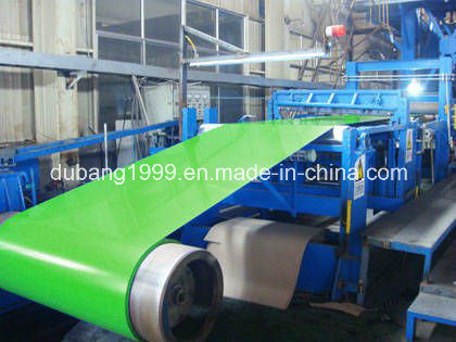2015 Quality PPGI/Color Coated Steel Coil Made in China for Sale