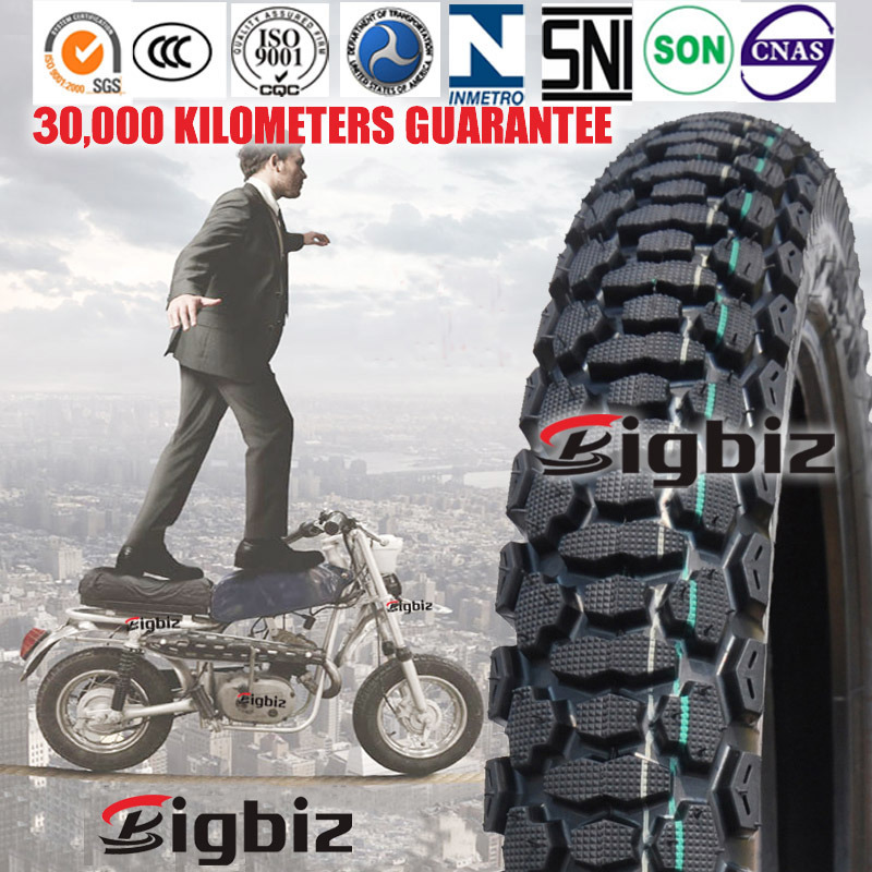 High Quality 3.25-16 New Pattern Motorcycle Tyre/Tire