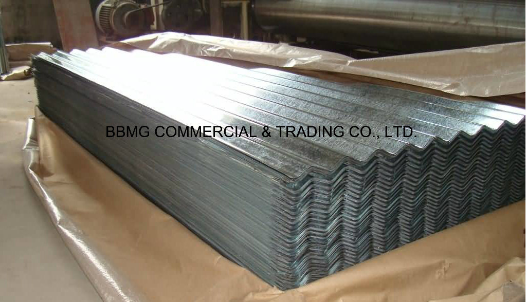 China Competitive Roofing Steel Color Coated Galvanized Steel Coil Sheet