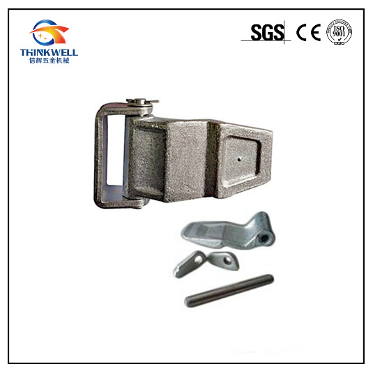 Forging Parts Steel Cargo Container Parts Container Door Hinge