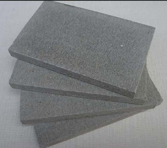 Decorative Exterior Cement Board : China waterproof fireproof exterior outdoor black fiber