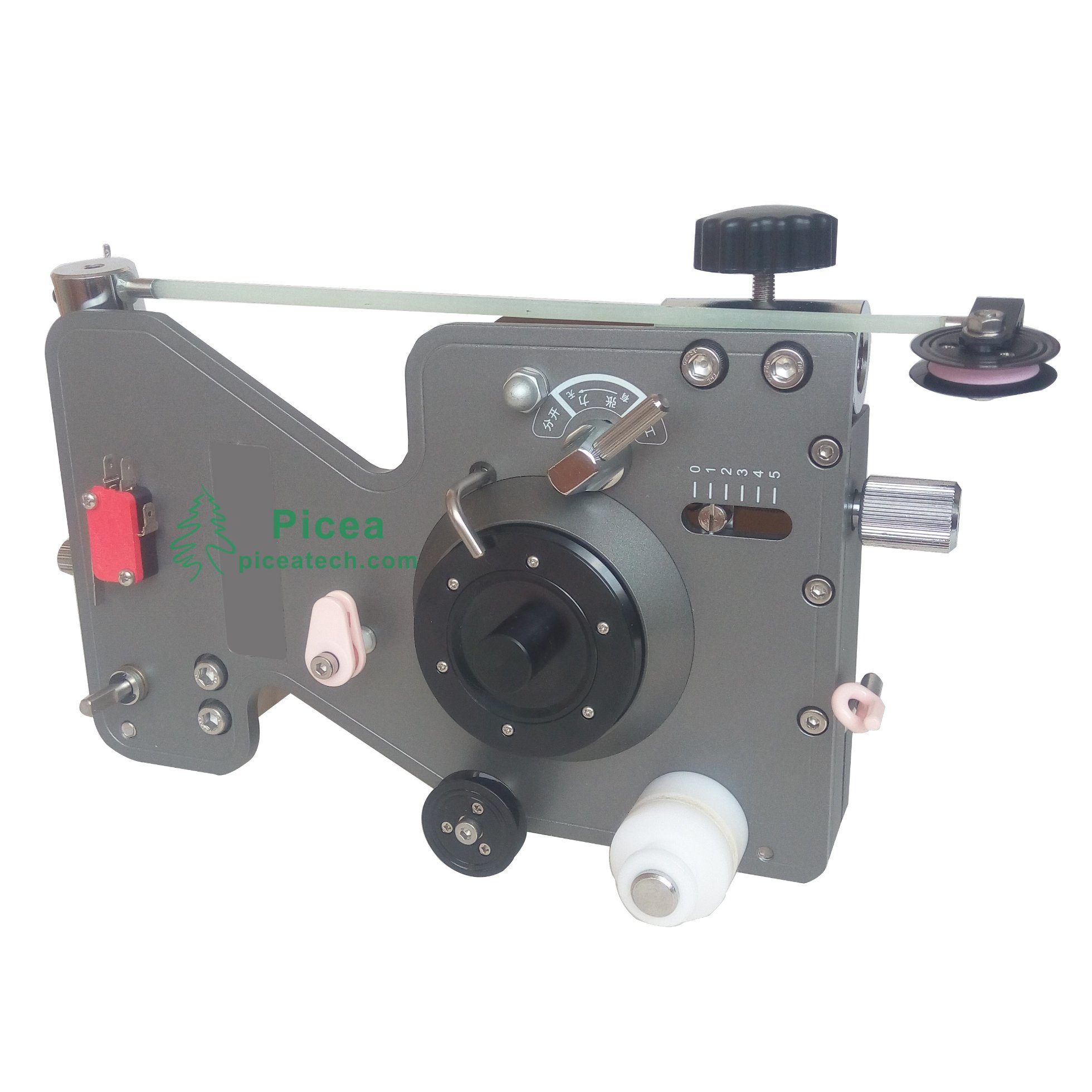 Coiling Wire Winding Tension Cotroller Device Tensioner for Bobbin Coils