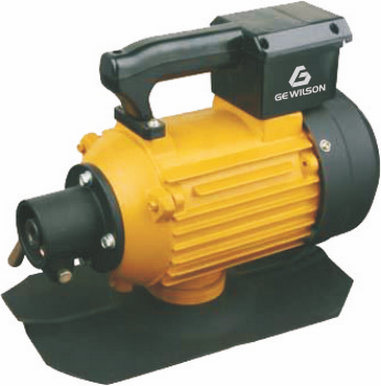 Electric Concrete Vibrator with Different Coupling