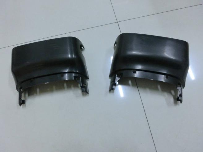 Moulded Part for Automotive Interior of Upper Shroud