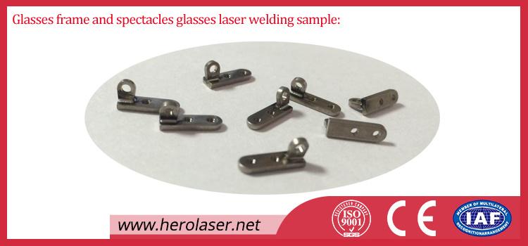 150 200W 400W Glasses Frames, Spectacles Frames, Eyeglasses Laser Welding Machine