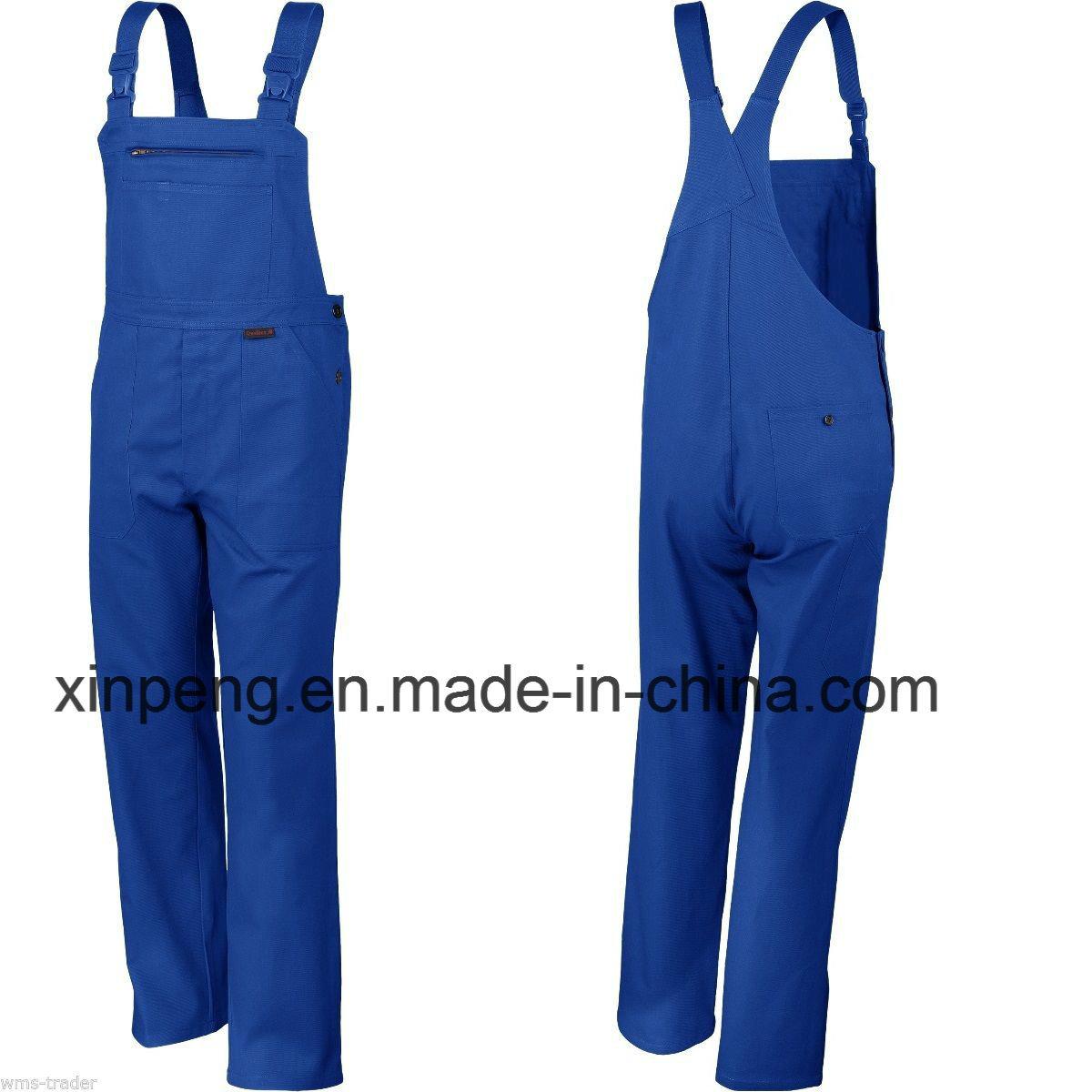 Bib-Pants High Quality Overall Workwear