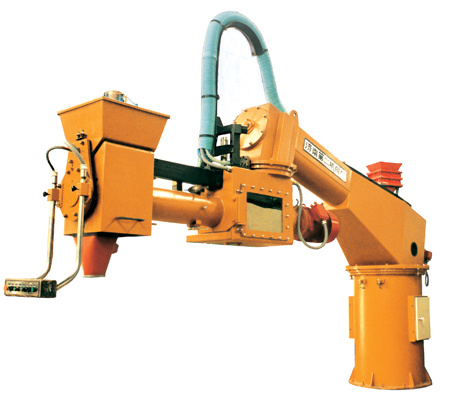 High Speed Resin Sand Continuous Mixer / Casting Sand Mixing Machine