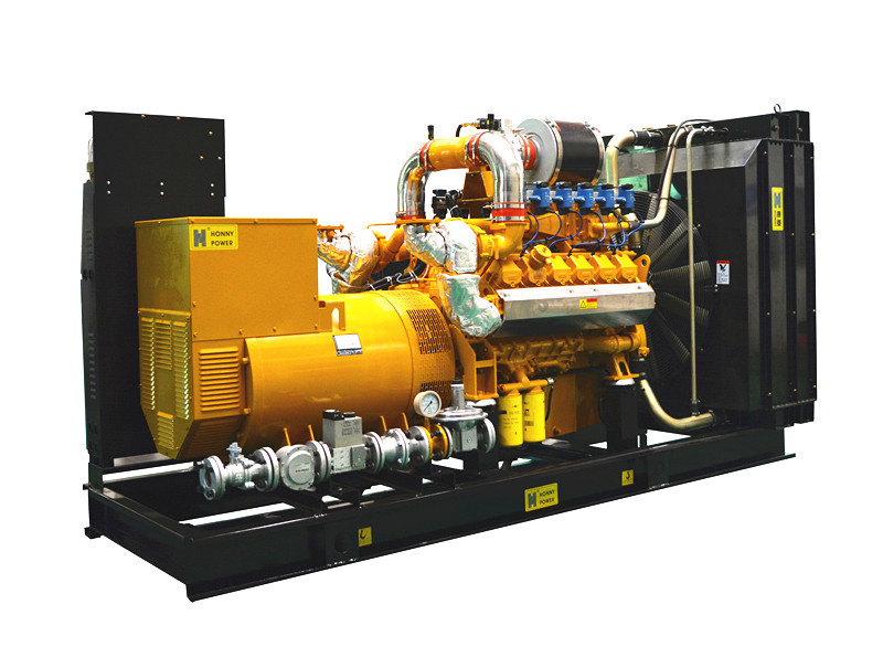 400kw Natural Gas Generator with All German Origin Control Unit