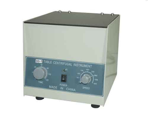 Medical/Lab Centrifuge 80-1 High Quality From China