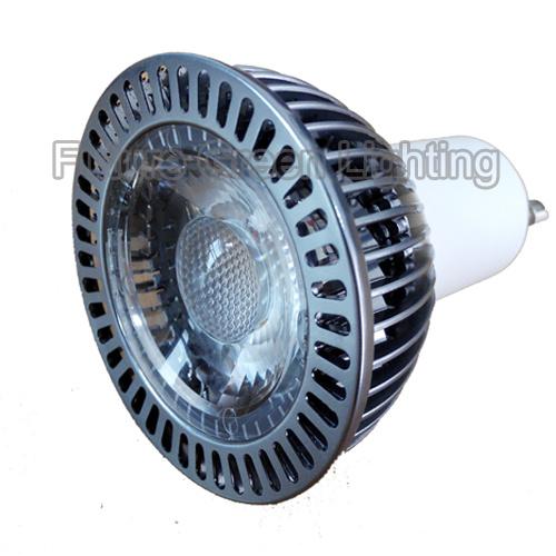 CE, RoHS Approved GU10 LED Downlight (GU10 COB 5W)