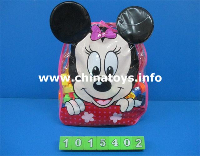 Educational Toys, Kids of Gift Plastic DIY Toys Buklding Block (982603)