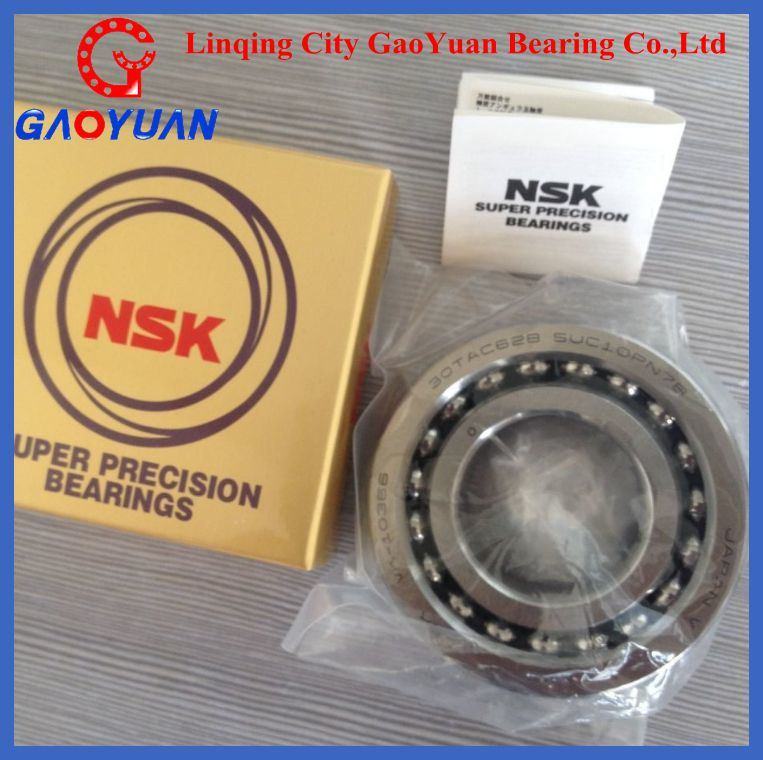 NSK Ball Screw Spindle Bearing & Angular Contact Bearing (17TAC47BSUC10PN7B)
