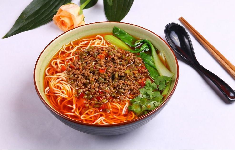 Lvshuang Qi Noodles