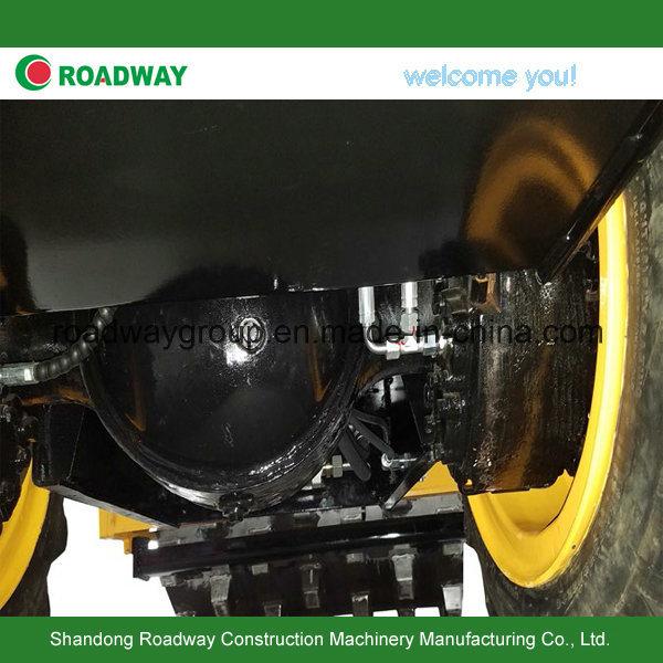 Soil Compaction Vibratory Roller 3 Ton
