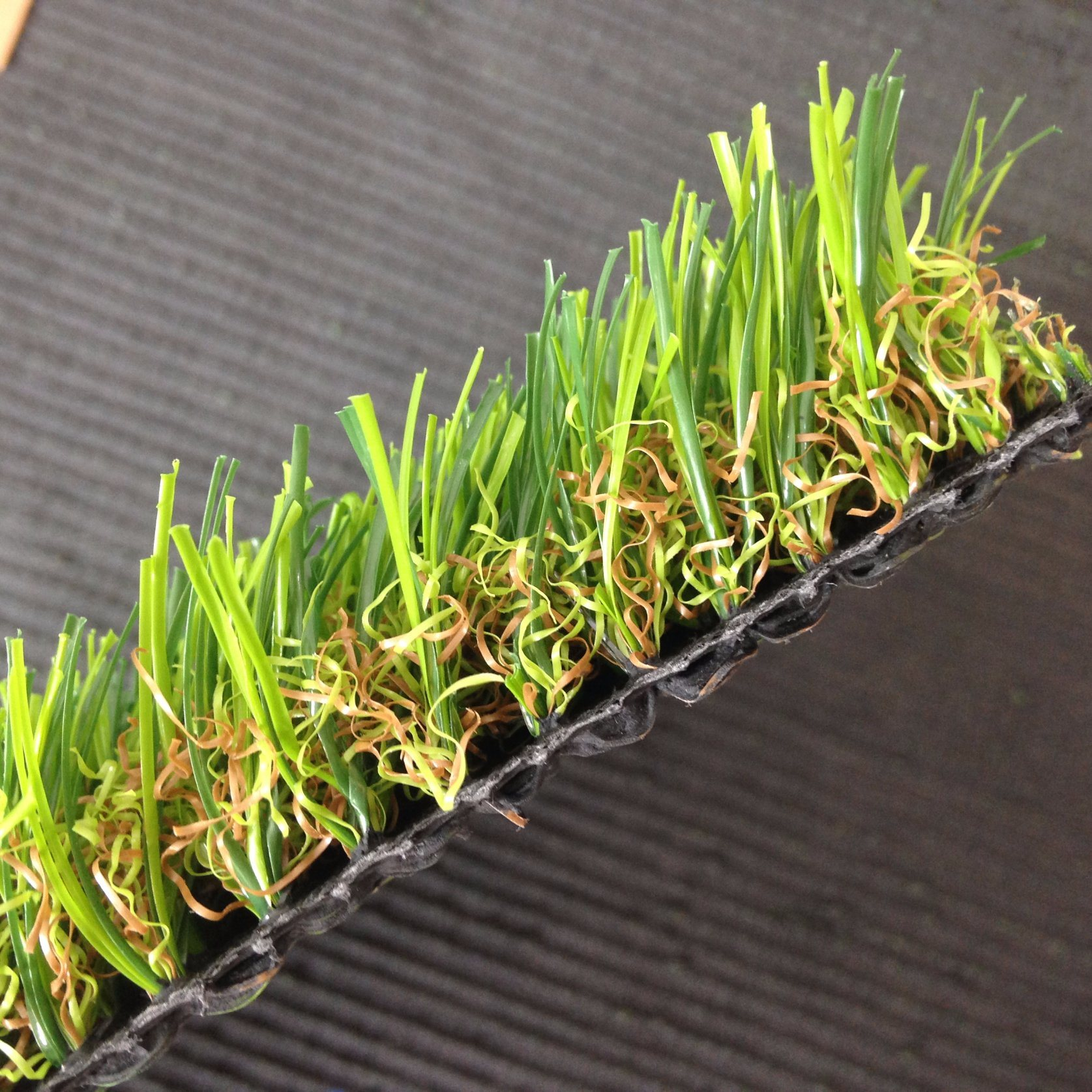 15600tuft Density 2cm-3cm Height Four Color Artificial Turf Grass