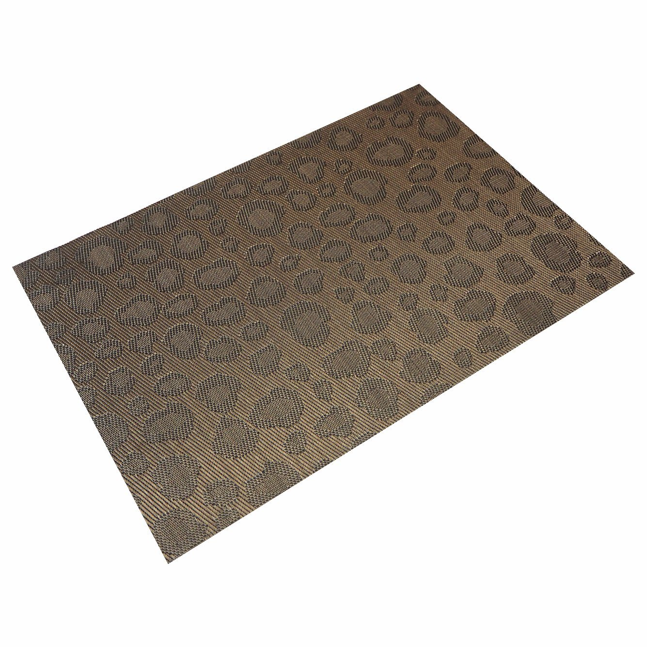 PVC Placemat for Tabletop & Flooring