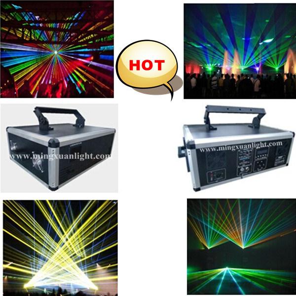 High Power 10W-30W RGB Outdoor Christmas Laser Lights