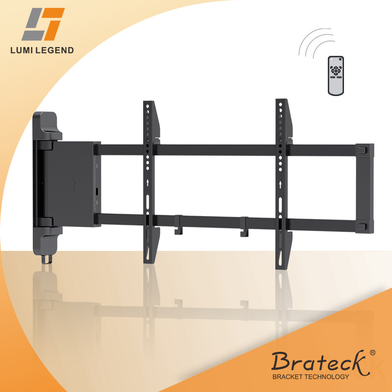 Remote Control Motorized Tv Wall Mount Plb M03 Photos