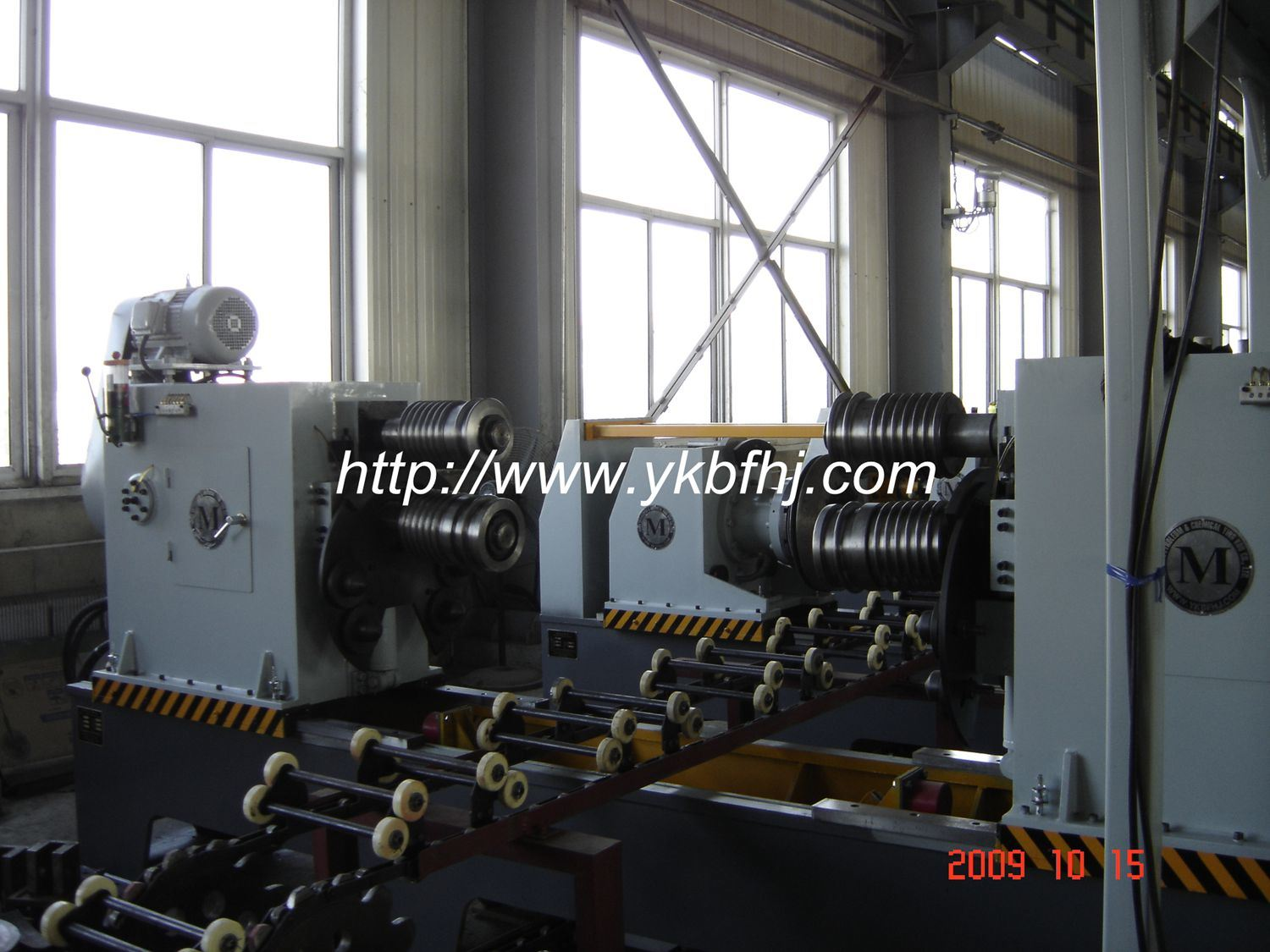High Speed 7-10PCS/Min. Corrugator for Drum Production Line