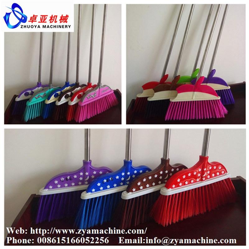 Economic Plastic Brush Making Machine for Washroom Toilet/Shoe Brush/Cleaning Brush