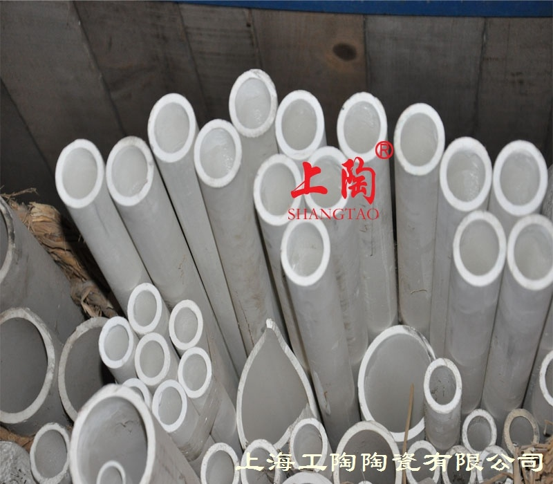 Refractory Mullite Ceramic Rollers for Roller Hearth Furnaces