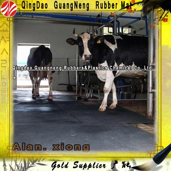 China Cow Stable Mat Cheap Cow Matting Anti Slip Cow Mats