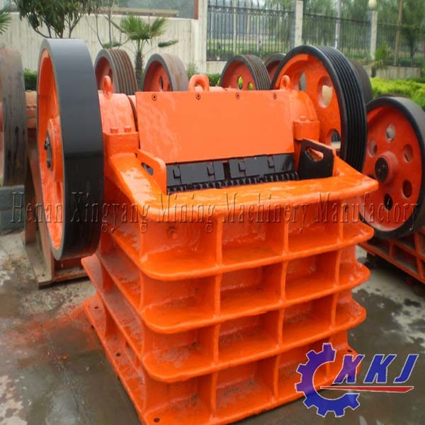 High Efficient Jaw Crusher for Stone Production Line Stone Crusher
